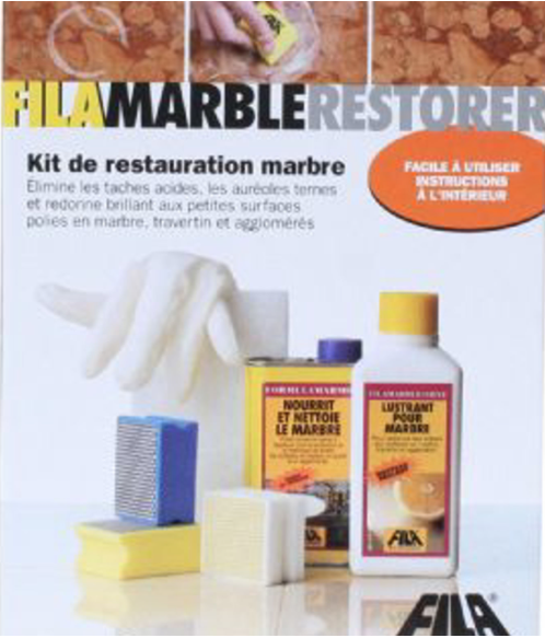 Fila Marble Restorer, sett
